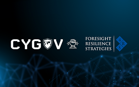 Cybersecurity Company Cygov Partners With Risk Management Company Foresight